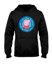I Am A Peppa Pig Parent Shirt Hooded Sweatshirt thumbnail