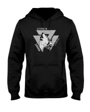 Strength Honor Loyalty Viking Shirt Hooded Sweatshirt thumbnail