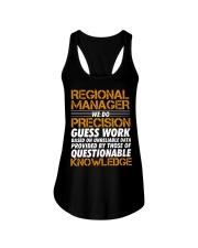 Regional Manager Shirt Ladies Flowy Tank thumbnail
