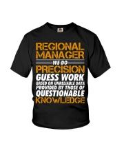 Regional Manager Shirt Youth T-Shirt thumbnail