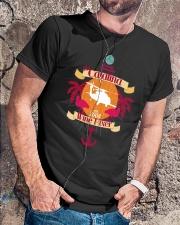 The Catalina Wine Mixer Shirt Classic T-Shirt lifestyle-mens-crewneck-front-4
