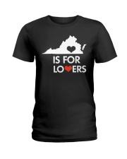 Virginia Is For Lovers T-Shirt Ladies T-Shirt thumbnail