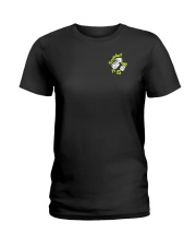 smoke dice  Ladies T-Shirt thumbnail