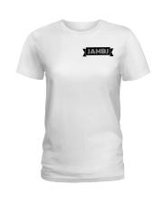JAMBJ Texas Teeshirts Ladies T-Shirt front