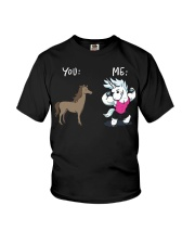 YOU ME  Youth T-Shirt thumbnail