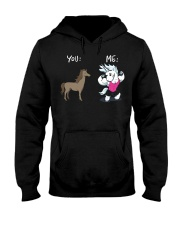 YOU ME  Hooded Sweatshirt thumbnail