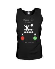 Water Polo Unisex Tank thumbnail