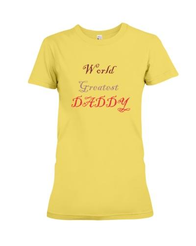World Greatest DADDY