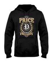 Price Thing Hooded Sweatshirt thumbnail