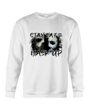 Stay Safe Crewneck Sweatshirt thumbnail