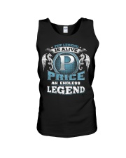 Price Legend Unisex Tank thumbnail