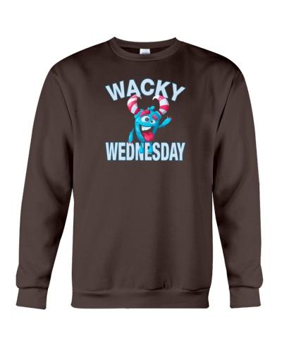 dr seuss wacky wednesday shirt