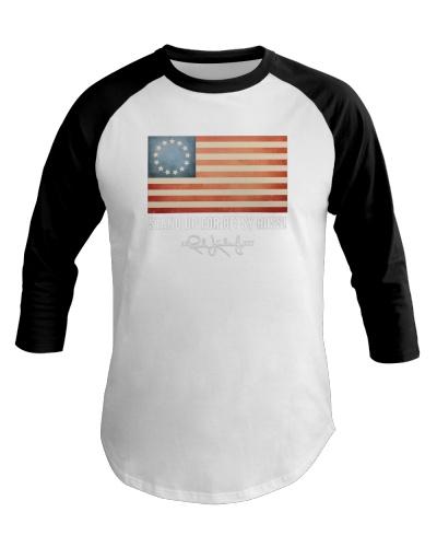 betsy ross flag shirt