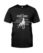 Great Dane  Classic T-Shirt front