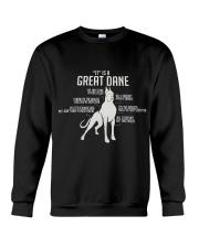 Great Dane  Crewneck Sweatshirt thumbnail