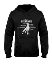 Great Dane  Hooded Sweatshirt thumbnail