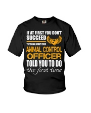 STICKER ANIMAL CONTROL OFFICER Youth T-Shirt thumbnail