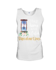 Stay home and watch day of our lives shirt Unisex Tank thumbnail