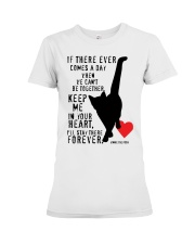 Black Cat  Premium Fit Ladies Tee thumbnail