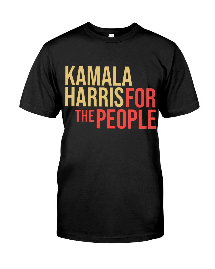 Kamala harris For The People Classic T-Shirt