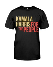 Kamala harris For The People Classic T-Shirt front