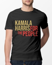 Kamala harris For The People Classic T-Shirt lifestyle-mens-crewneck-front-13