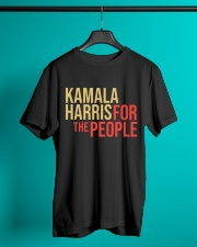 Kamala harris For The People Classic T-Shirt lifestyle-mens-crewneck-front-3