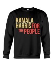 Kamala harris For The People Crewneck Sweatshirt thumbnail