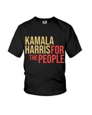 Kamala harris For The People Youth T-Shirt thumbnail