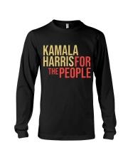 Kamala harris For The People Long Sleeve Tee thumbnail