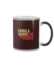 Kamala harris For The People Color Changing Mug thumbnail