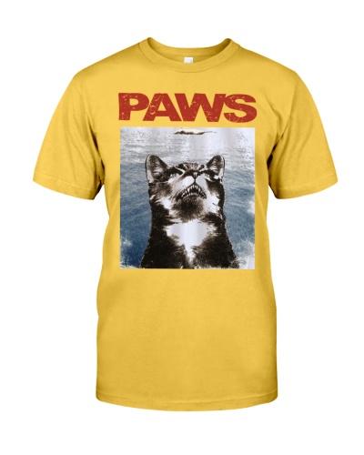 Cat Paws Jaws Shirt