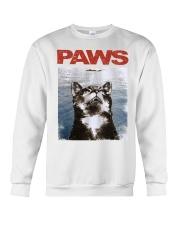 Cat Paws Jaws Shirt Crewneck Sweatshirt thumbnail