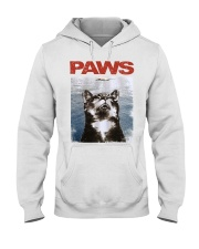Cat Paws Jaws Shirt Hooded Sweatshirt thumbnail