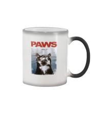 Cat Paws Jaws Shirt Color Changing Mug thumbnail