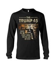 The Trump 45 Long Sleeve Tee thumbnail