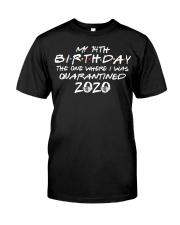 Quarantine Birthday 14th Classic T-Shirt thumbnail