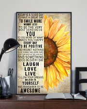TODAY IS A GOOD DAY 11x17 Poster lifestyle-poster-2