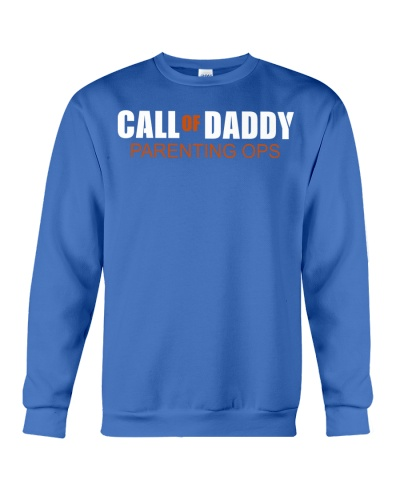 Gamer Dad Call of Daddy Shirt
