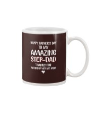 Happy Father's Day To My Amazing Step Dad Mug thumbnail
