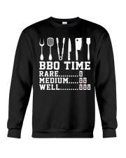 BBQ Time Shirt Crewneck Sweatshirt front