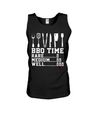 BBQ Time Shirt Unisex Tank thumbnail