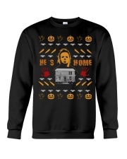 halloween shirt Crewneck Sweatshirt front