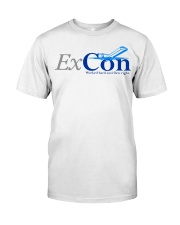 Ex Con  Classic T-Shirt front
