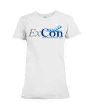 Ex Con  Premium Fit Ladies Tee thumbnail