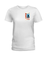 Forced to retire  Ladies T-Shirt thumbnail