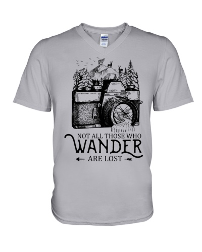 Not All Those Who Wander Are Lost Camera