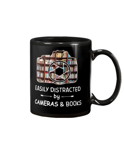 Book Easily Distracted Cameras Photography
