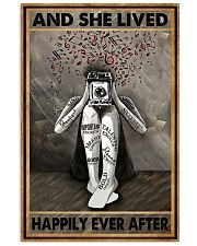 And She Lived Happily Ever After Photography 16x24 Poster front