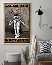 And She Lived Happily Ever After Photography 16x24 Poster lifestyle-poster-1